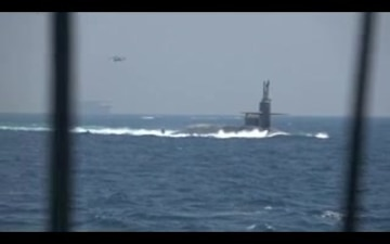 Unsafe and Unprofessional Interaction with IRGCN FIAC in Strait of Hormuz