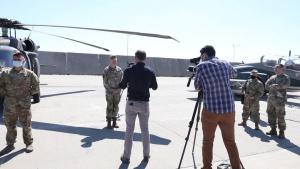 Boboc Air Base JFE B-Roll