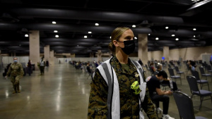 U.S. Navy Nurse Corps provides quality patient care in Philadelphia