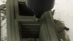 3D-Printed Concrete Walls Ballistics Testing -- NO LOWER THIRDS