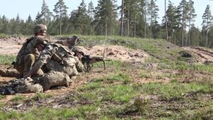 Swift Response: Infantry LFX B-Roll