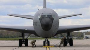 127th Wing Conducts KC-135 'Hot Pit' at Selfridge ANGB