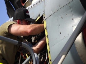 146th Airlift Wing conducts aerial fire-fighting training with U.S. Forest Service