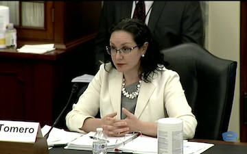 Senate Committee Reviews Nuclear Forces for FY22 Budget