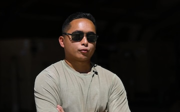 Asian American and Pacific Islander Month: SrA Joven Francisco