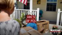 Marine Minute: ABC's of PCS