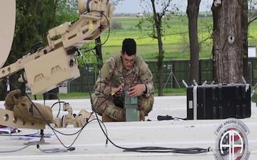 Swift Response 21 DTAC Operation Center