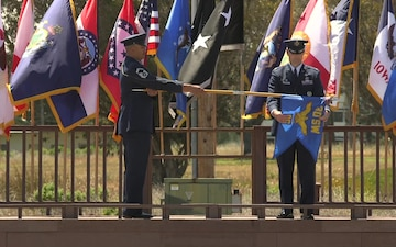 Vandenberg Air Force Base Renaming and Redesignation Ceremony