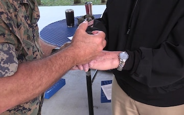 Blessing of the Hands