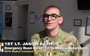 Army Reserve Soldiers participate in ND Innovative Readiness Training event