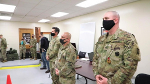 Sgt. 1st Class Cameron Player discusses importance of PMG Course in Japan