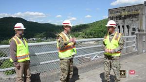 55 From the Field: LTG Spellmon Discusses Bluestone Dam