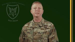 Brig. Gen. H. Allan Cutchin Suicide Prevention Message