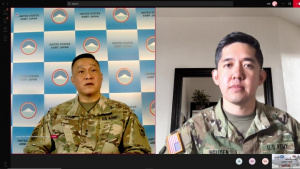 Meet Your Army Discussion with MG Luong