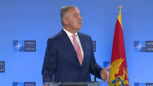 Joint press point with NATO Secretary General Jens Stoltenberg and the President of Montenegro, Milo Đukanović (Opening remarks)