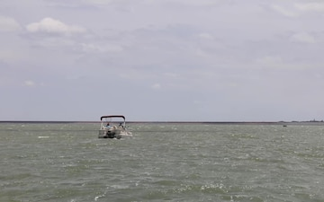 Canton Lake hosts 54th Walleye Rodeo