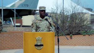 82nd Security Forces Defender Retreat