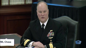 Top DOD Leaders Brief the Senate on Defense Industrial Base Cybersecurity