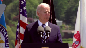 President Biden Delivers Commencement Address at U.S. Coast Guard Academy