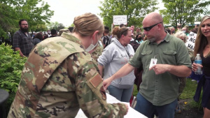 88 MDG Deployers Return to Wright-Patterson AFB