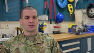 Airmen at Travis AFB feat. DGMC part 1: SrA Lee