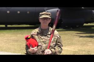 Cardinals-MLB Shout-out 2021-SMSgt Dawn Lionbarger