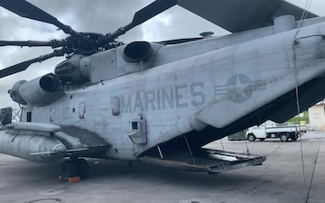 Marine Aircraft Group 36 B-Roll