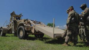 Florida National Guard unit trains in Albania