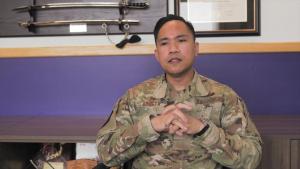 Asian American Pacific Islander Heritage Month: Interview with Maj. Jon Arceta, 75th Logistics Readiness Squadron commander
