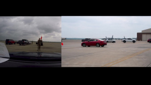 Defenders of Liberty Air & Space Show 2021- Parking visual