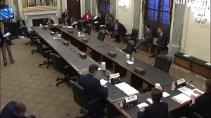 Officials Brief Senate Subcommittee on Space Force, Space Operations and Programs