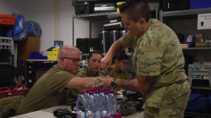 379th EMDG Airmen complete TCCC course