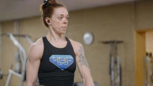 TSgt Courtney Slater - Airman & Bodybuilder