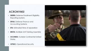 Military 101 Training