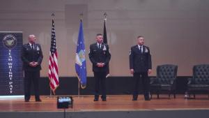 2021 CCAF Graduation Ceremony