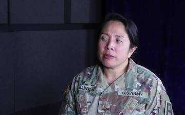 First Army Asian Pacific Islander Heritage Month Interviews