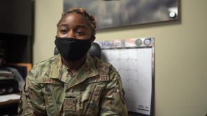Women of Team Hill: Airman First Class Khloe McNeill