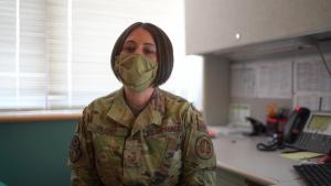 Women of Team Hill: Tech. Sgt. Katie Pilcher