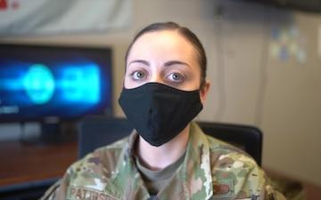 Women of Team Hill: 1st Lt. Marisa Patterson