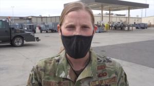 Women of Team Hill: 1st Lt. Jessica Vander Molen