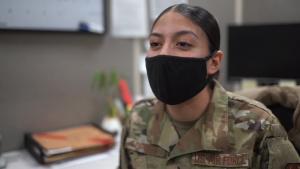 Women of Team Hill: Airman First Class Alondra Ortega