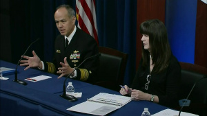 MDA Holds Briefing on FY22 Defense Budget