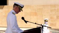 Naval Hospital Camp Pendleton holds change of command ceremony
