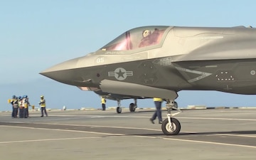 F-35B at Steadfast Defender 2021