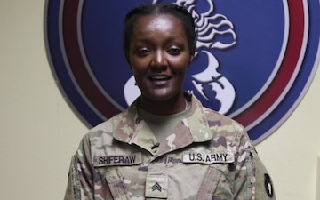 Father's Day Shout outs - SGT Shiferaw