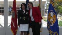 Last Female Marine WSO