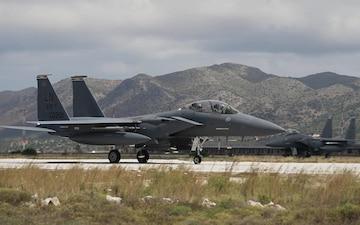 Poseidon's Rage:  Flight line operations, B-roll