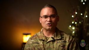 Commander & CSM Memorialize Those Who Made Ultimate Sacrifice
