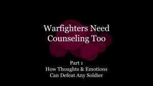 Two Warfighter Mindsets Explained