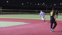Deployed Soldiers bond over Softball